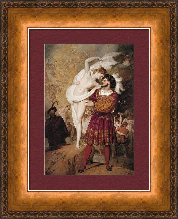 Faust and Lilith by Richard Westall