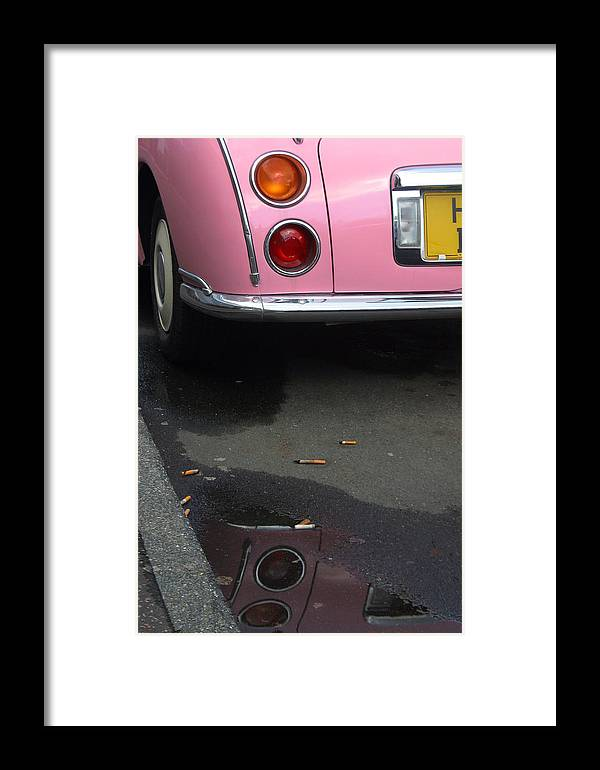 Jez C Self Framed Print featuring the photograph Figaro Figaro by Jez C Self