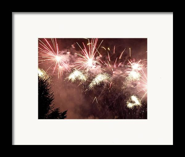 4th Framed Print featuring the photograph Finale by Jim DeLillo