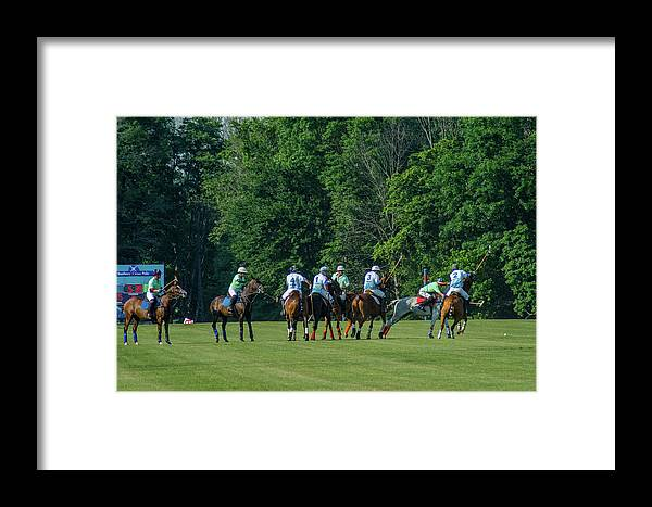 Banbury Cross Framed Print featuring the photograph Finals Group by Sarah M Taylor