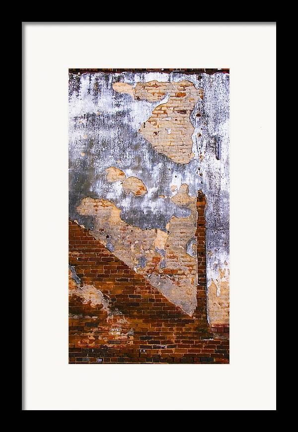 Architecture Framed Print featuring the photograph Finger Food by Skip Hunt
