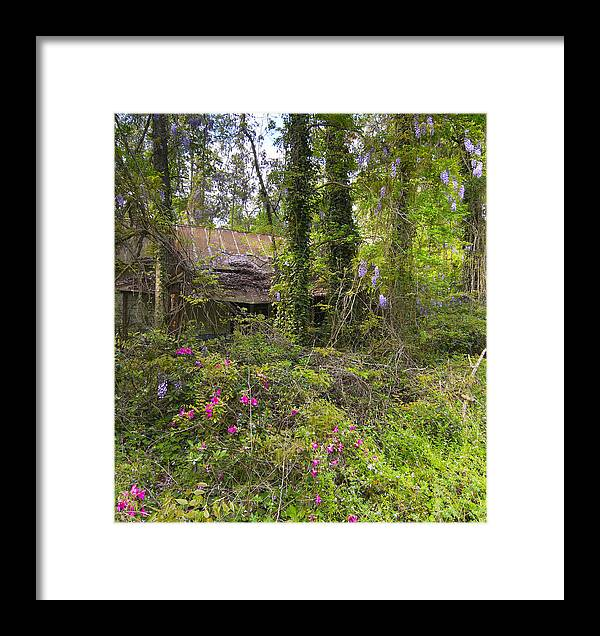 Florida Framed Print featuring the photograph Fixer Upper by Bill Chambers
