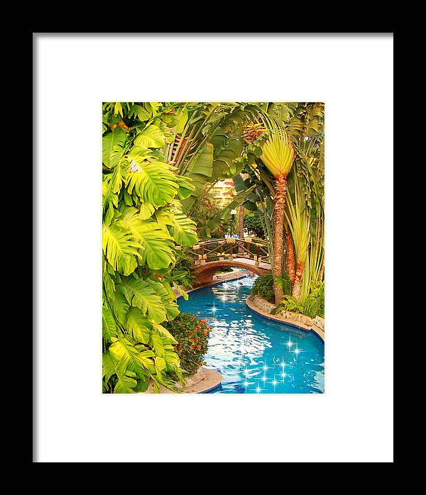 Nature Framed Print featuring the photograph Follow Me by George Pasini