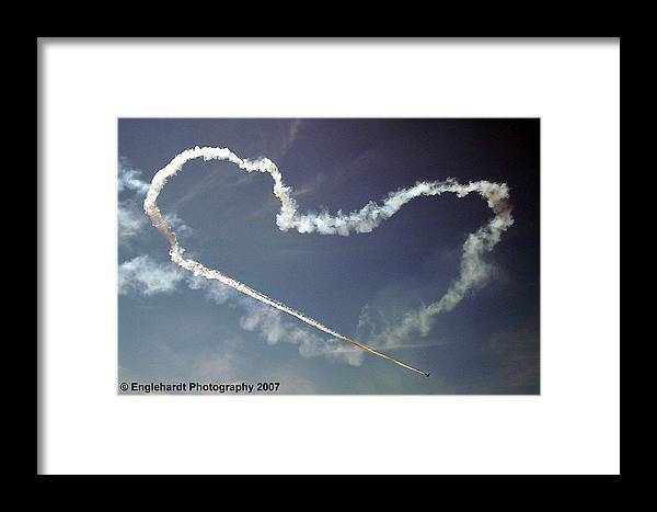 Aviation Framed Print featuring the photograph For The Love Of Flight by Jennifer Englehardt