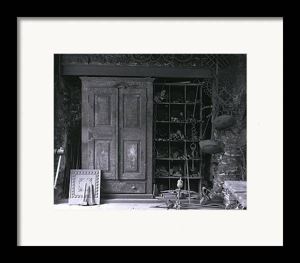 Forge Framed Print featuring the photograph Forge by Steve Bisgrove