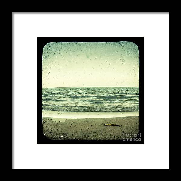 Ttv Framed Print featuring the photograph Forget Yesterday by Dana DiPasquale