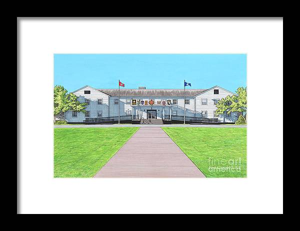 Fort Campbell Garrison Headquarters by T Franz