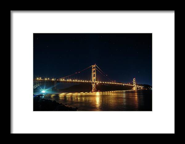 Historic Site Framed Print featuring the photograph Fort Point by Elizabeth Delgado