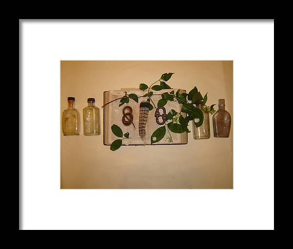 Still Life Framed Print featuring the photograph From '26 by Dean Corbin