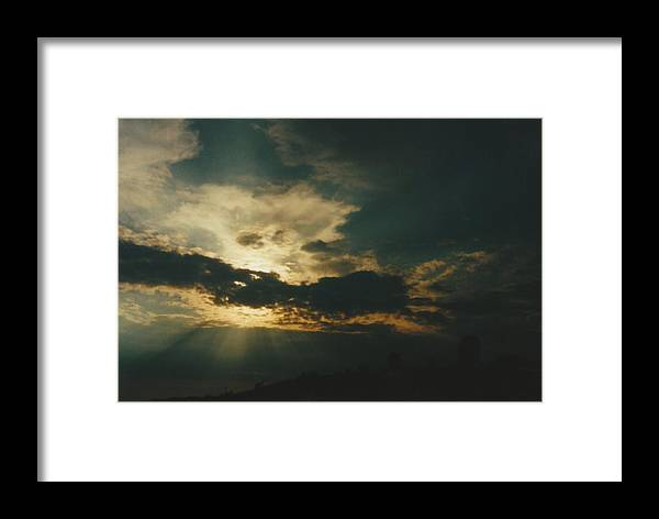 Photo Framed Print featuring the photograph Gary Indiana by Gene Linder