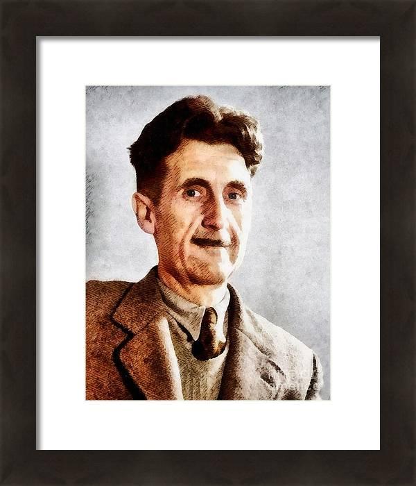 George Orwell, Literary Legend by John Springfield