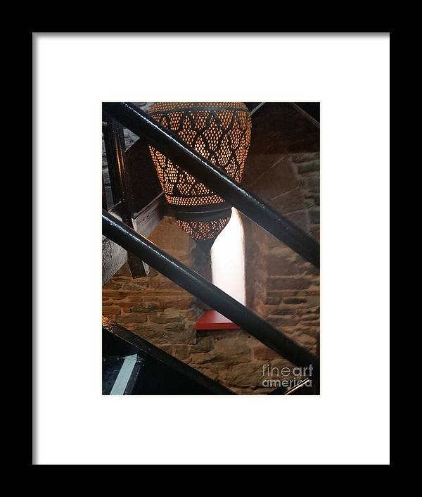 Tower Framed Print featuring the photograph Ghosts In The Tower by Ishy Christine MudiArt Gallery