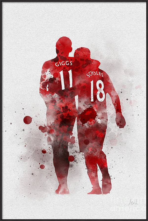 Giggsy and Scholesy by My Inspiration