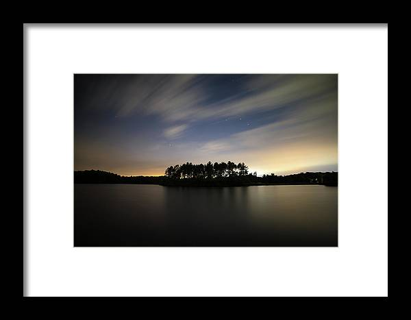 Framed Print featuring the photograph Gilligans Island by Brian Hale