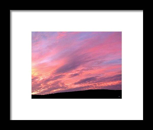 Sunset Framed Print featuring the photograph Glorious Nightfall by Will Borden