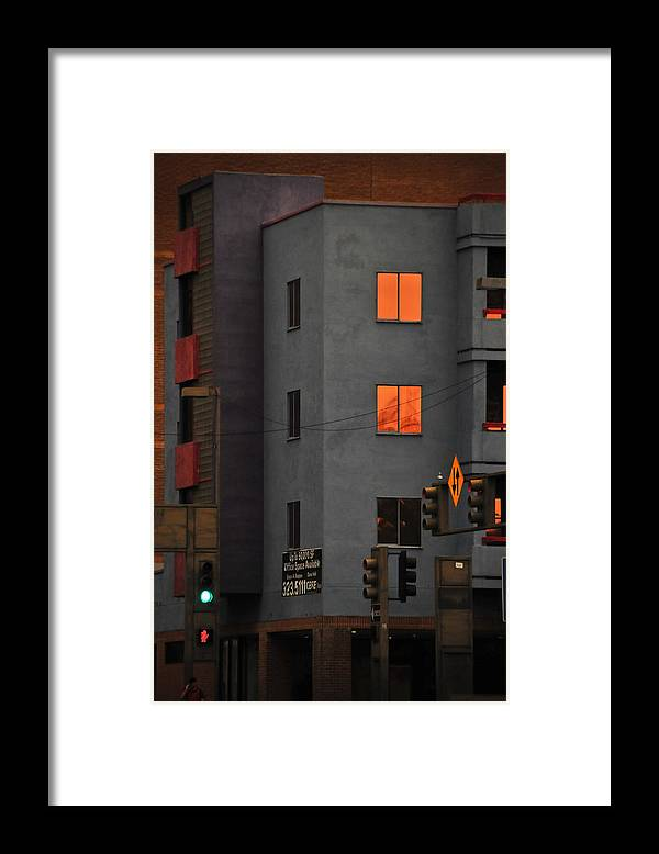 Go Framed Print featuring the photograph Go by Skip Hunt