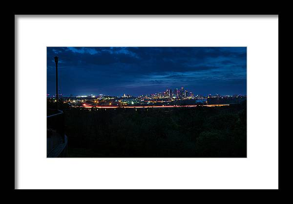 Austin Framed Print featuring the photograph Good Morning Austin by Jay Anne Boza