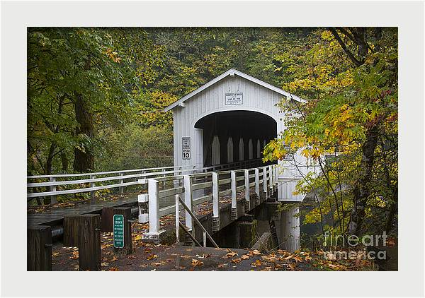 Good Pasture Bridge by Idaho Scenic Images Linda Lantzy