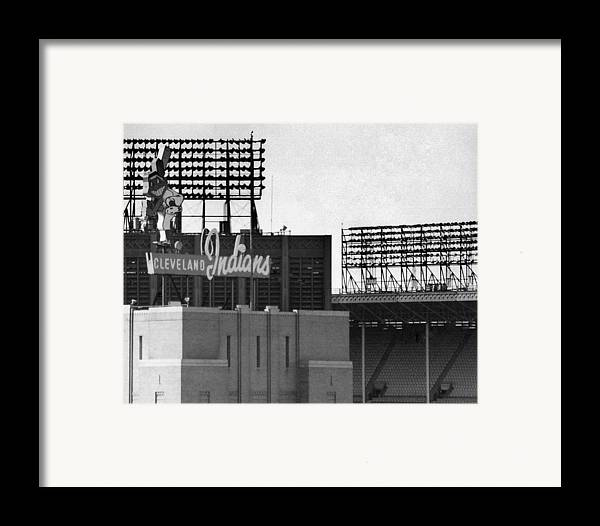 Cleveland Framed Print featuring the photograph Good Times Bad Times by Kenneth Krolikowski