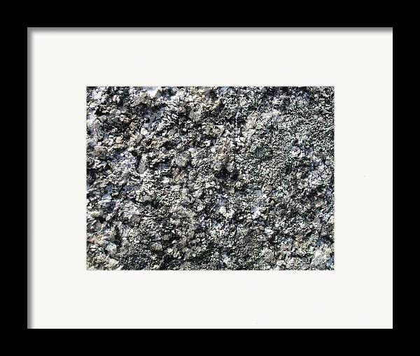 Granite Framed Print featuring the photograph Granite Mountains by Chad Natti