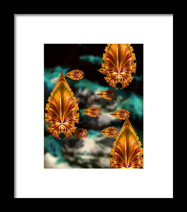 Bold Framed Print featuring the photograph Graphic Number One by Roger Soule