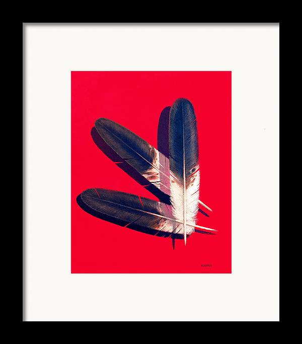 Still Life Framed Print featuring the painting Great Spirit  Father Sky And Mother Earth by Brooke Lyman