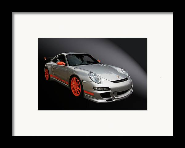 Porsche Framed Print featuring the photograph Gt3 Rs by Bill Dutting