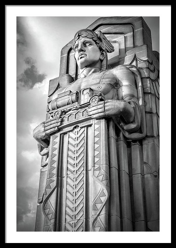 Guardian of Transportation 2 by Michael Demagall