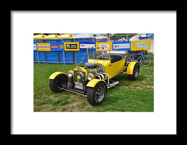 Ribfest Framed Print featuring the photograph Guelph793 by Sergei Dratchev