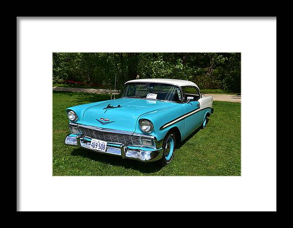 Cars Framed Print featuring the photograph Guelph839 by Sergei Dratchev