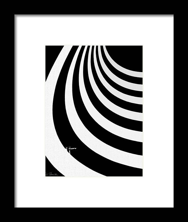 Guggenheim Museum Framed Print featuring the photograph Guggenheim Plus by Joe Bonita