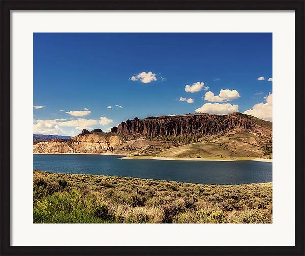 Gunnison River - Colorado by L O C