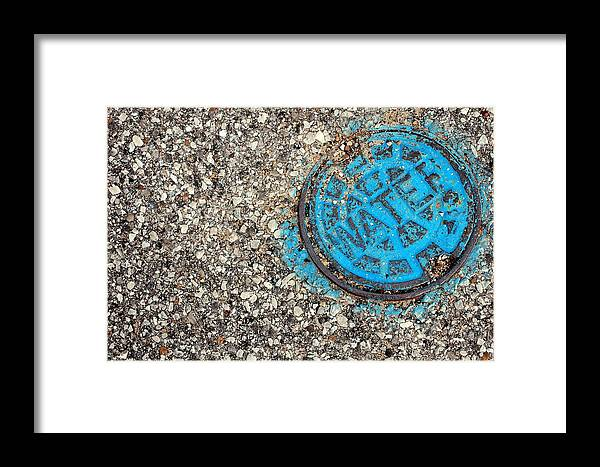 H2o Framed Print featuring the photograph H2O by Jame Hayes