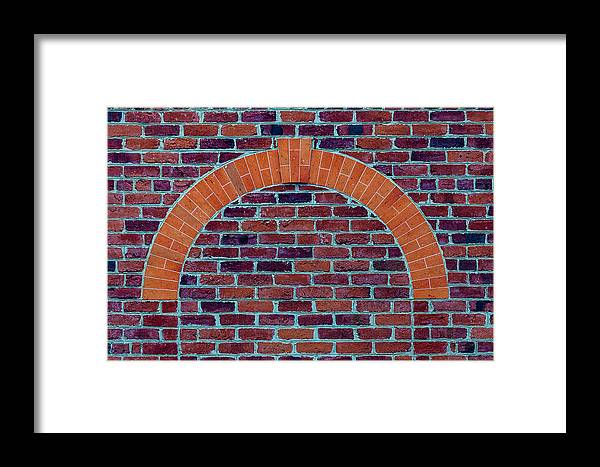 2015 Framed Print featuring the photograph Half Circle by Emilio Castrillo