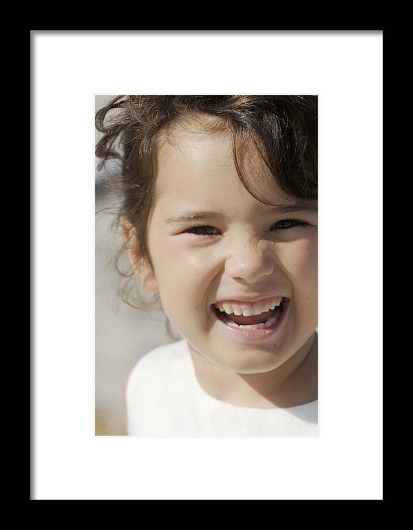 Happy Contest Framed Print featuring the photograph Happy Contest 10 by Jill Reger