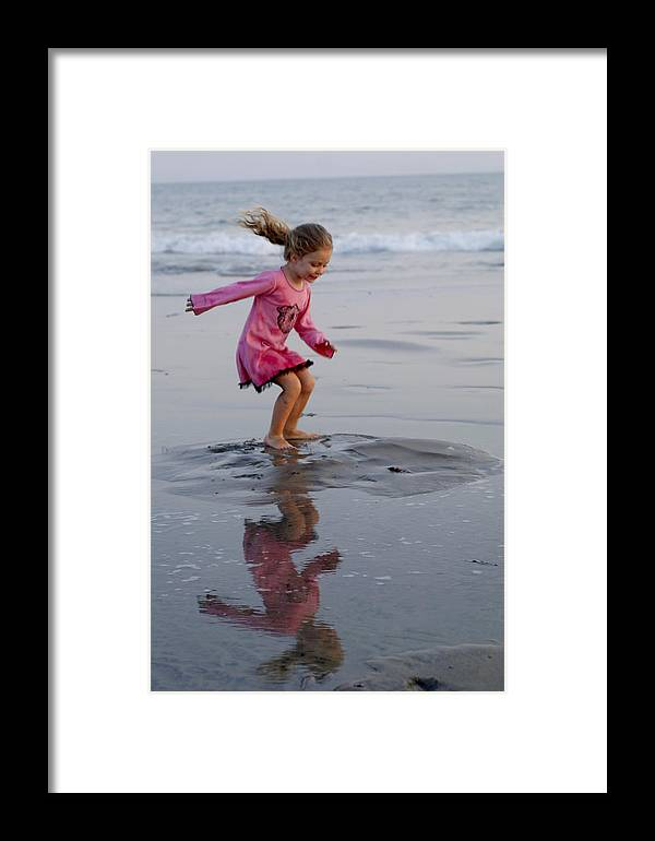 Happy Contest Framed Print featuring the photograph Happy Contest 11 by Jill Reger