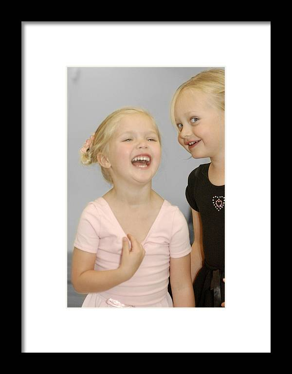 Happy Contest Framed Print featuring the photograph Happy Contest 13 by Jill Reger
