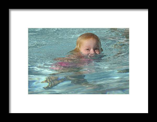 Happy Contest Framed Print featuring the photograph Happy Contest 4 by Jill Reger