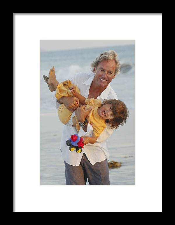 Happy Contest Framed Print featuring the photograph Happy Contest 5 by Jill Reger
