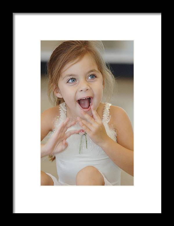 Happy Contest Framed Print featuring the photograph Happy Contest 8 by Jill Reger