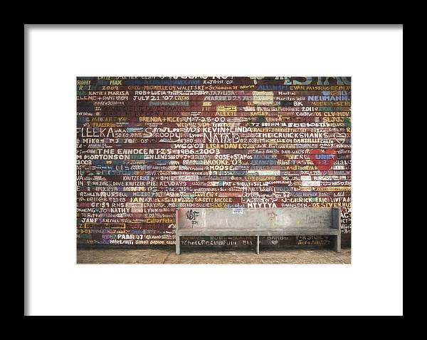 Cityscapes Framed Print featuring the photograph Hardy Gallery by Scott Norris
