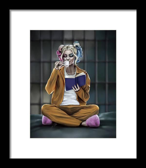 Harley Quinn 2 by Silviq Yoncheva