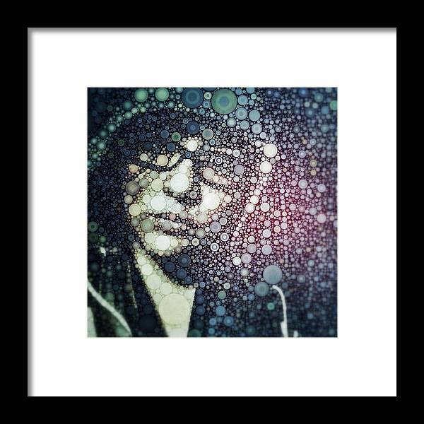 Fun Framed Print featuring the photograph Having Some #fun With #percolator :3 by Maura Aranda