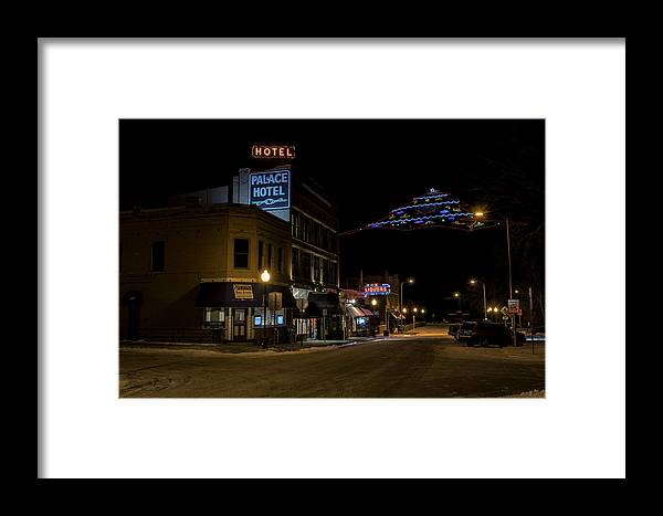 Colorado Framed Print featuring the photograph Heart Of The Rockies by Glenn Martin