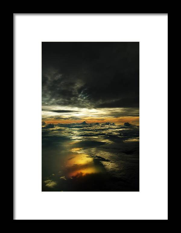Heaven Framed Print featuring the photograph Heaven by Mandy Wiltse
