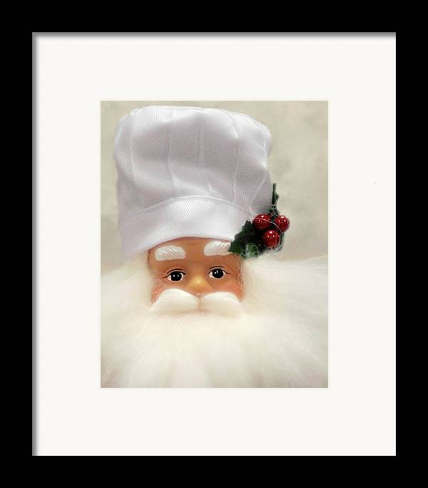 Kitchen Framed Print featuring the photograph Heaven's Chef by Christine Till