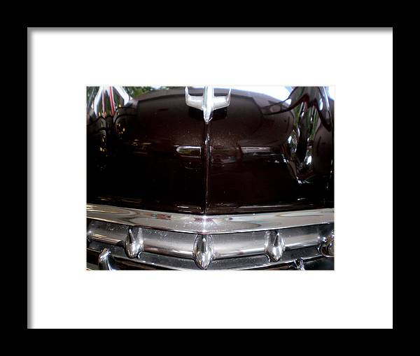 Cars Framed Print featuring the photograph Heavy Duty by Jan Amiss Photography