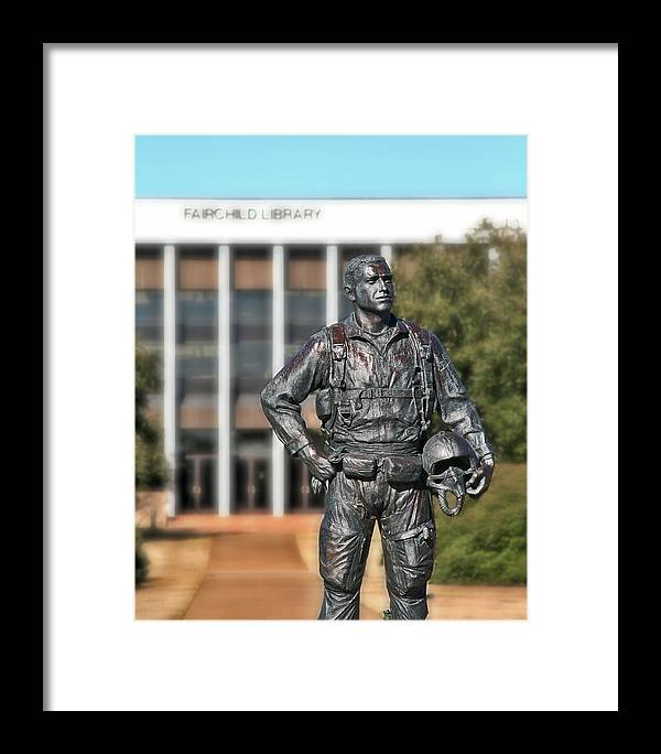 Airpower Framed Print featuring the photograph Heros Of The Past by Greg Sharpe