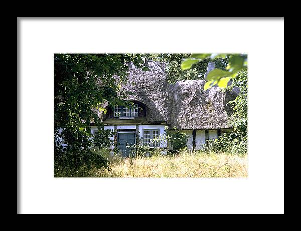 Denmark Framed Print featuring the photograph Hidden Beauty by Flavia Westerwelle
