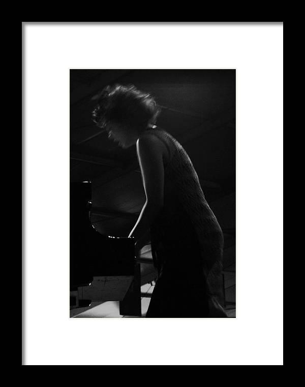 Hiromi Framed Print featuring the photograph Hiromi by David Fields